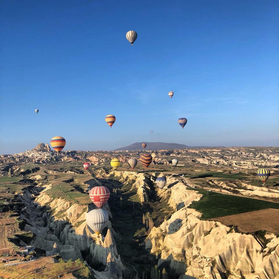 Hot air balloon ride in Cappadocia Turkey – Mrs Luxury Travel