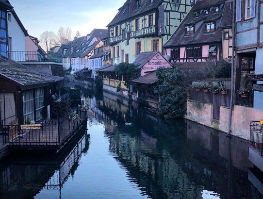 Colmar, Alsace France