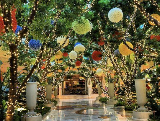 Wynn Hotel, Las Vegas Strip