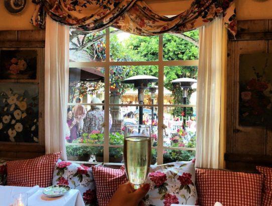 The Ivy Restaurant, Beverly Hills