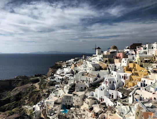 Santorini, Oia Greece