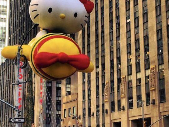 Macy´s Thanksgiving Parade NY