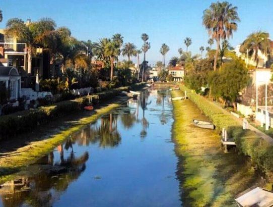 Venice Canal Historic District, Venice Beach CA